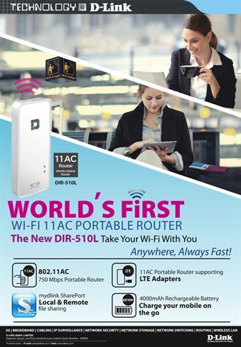 DLink Wifi AC750