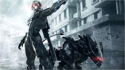 Metal Gear Rising Revengeance Game Review