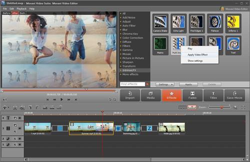 Movavi Video converter screenshot2