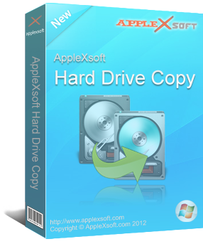 AppleXsoft hard drive copy - Best hard disk migration tool