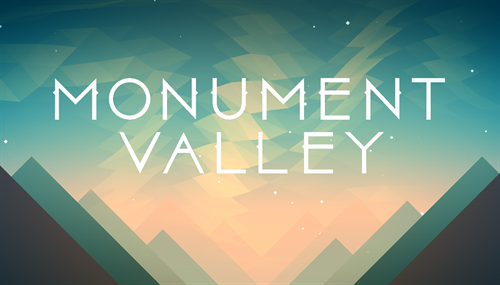 Monument Valley title picture