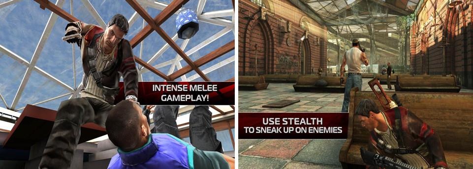 Top 5 free Android Shooting Games