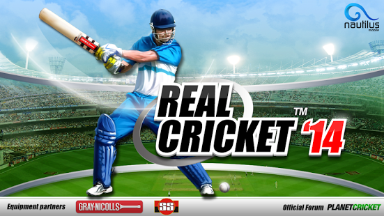 Real Cricket 14 banner 1