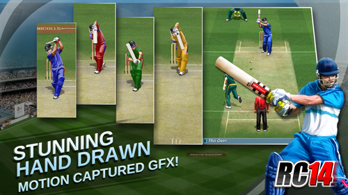 Real Cricket 14 banner 3