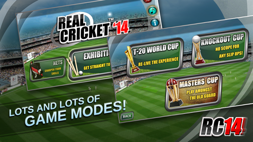 Real Cricket 14 banner 4