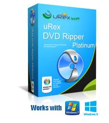 uRex DVD Ripper Platinum - Free Advanced DVD Ripper