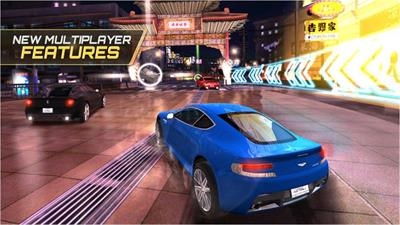 Top 3 paid Android racing games