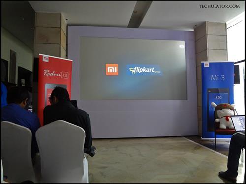 Xiaomi launch in India