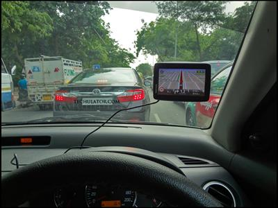 TomTom car view