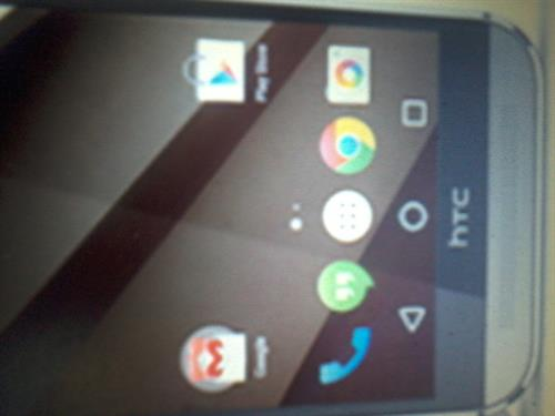 HTC One Android L