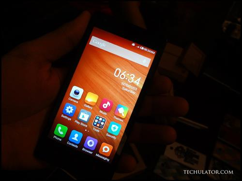 Redmi 1S Play store