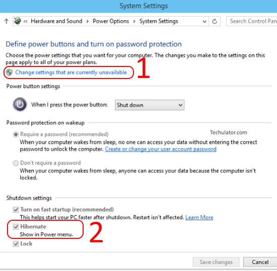 How to enable hibernate option in windows 10 hibernate option in windows 10 ccuart Gallery