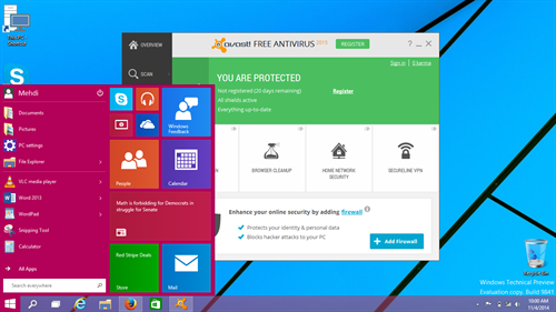 lightest free antivirus for windows 10