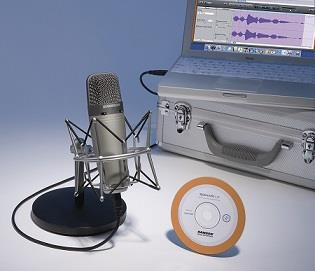 A sound recorder and editor