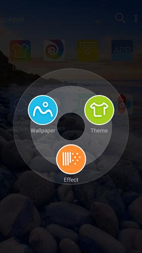 Gionee marathon m3 color options screenshot