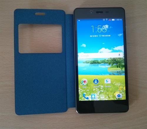 Gionee marathon m3 phone display