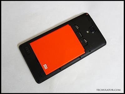 Xiaomi Redmi Note Dual SIM cards