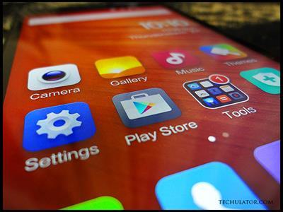 Xiaomi Redmi Note Display
