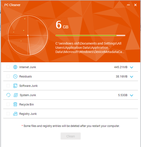 Mobogenie Android phone manager PC cleaner