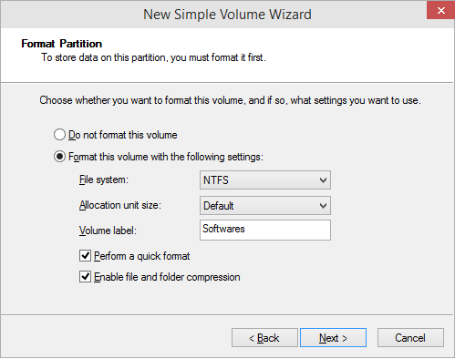 how to change programdata to another drive