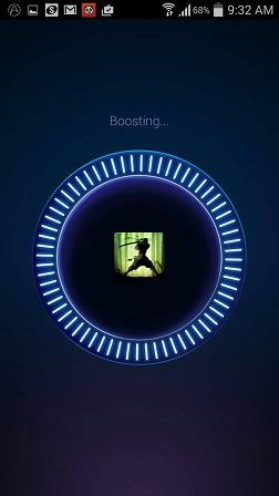DU Speed Booster: Game Booster Progress