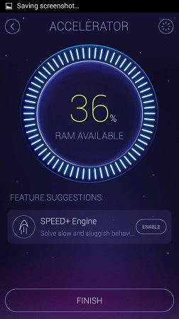 DU Speed Booster: Accelerator Progress
