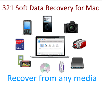 321 Soft Data Recovery for Mac