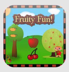 Fruity Fun for Kids App