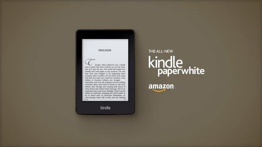 Amazon Kindle Paperwhite now at a discounted price