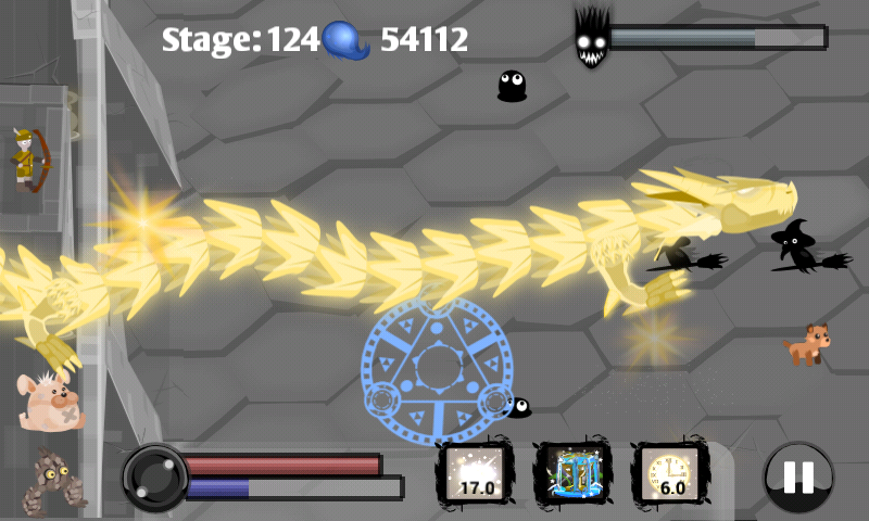 Dragon Light attack