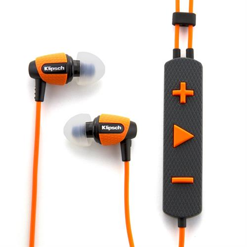 Klipsch Image S4i Rugged In-ear Headphone with Mic
