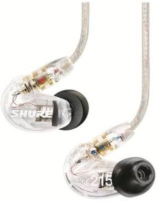 Shrue SE 215 headphones