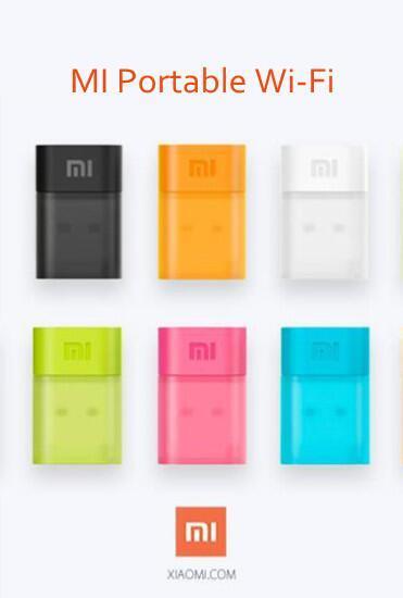 MI Portable WiFi Router in 6 colors