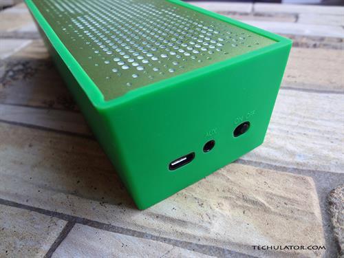 Antec SP1 Bluetooth speakers controls