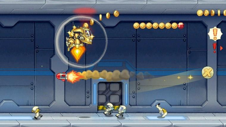jetpack joyride for iphone and ipad