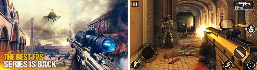 Best 5 Android games to play in 2015