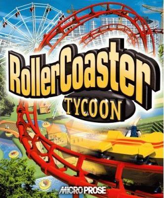 RollerCoaster Tycoon PC Box Art