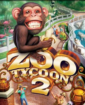 Zoo Tycoon 2 PC Box Art