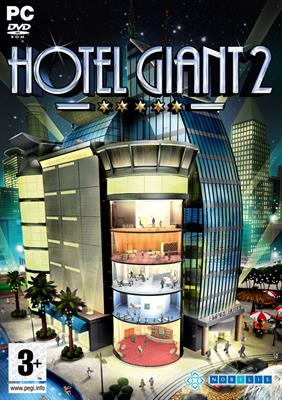 Hotel Giant 2 PC Box Art