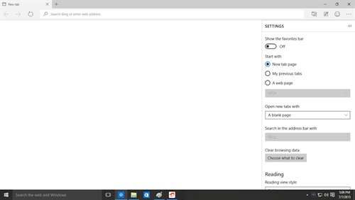 How to personalize the New Tab Page on Microsoft Edge