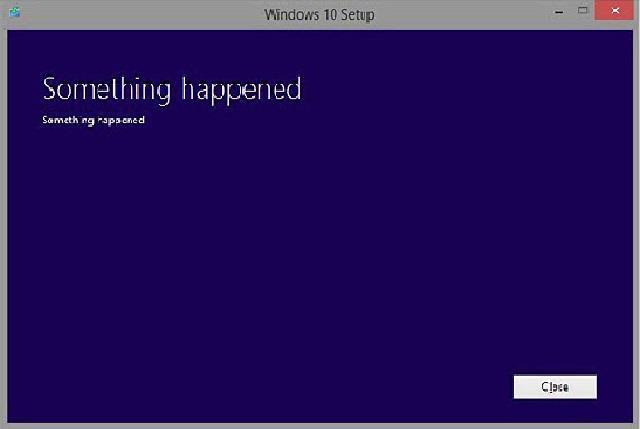 Something Happened?