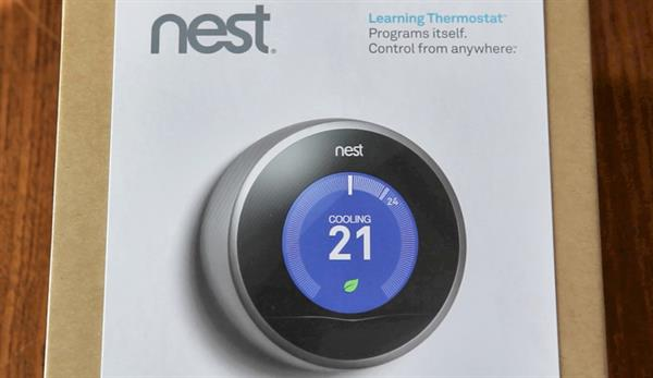 The Nest Smart Learning Thermostat A Review