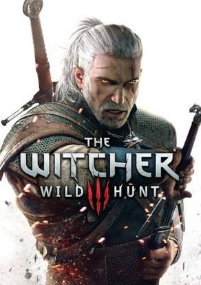 The Witcher 3 Wild Hunt box cover art