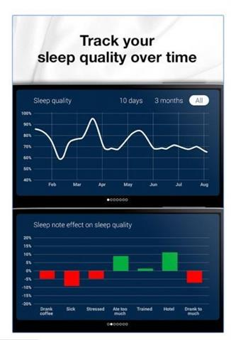 Sleep Cycle alarm app