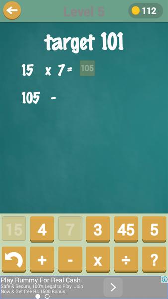 Play Target Number