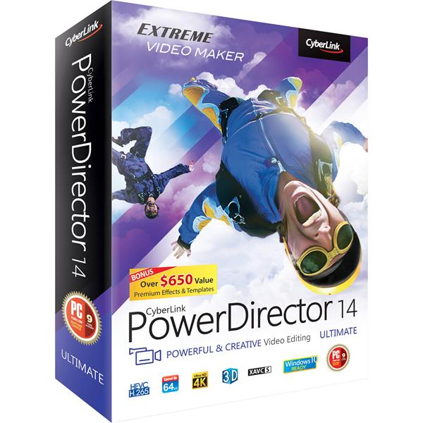 cyberlink powerdirector review