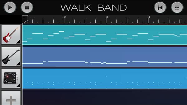 multitrack synthesizer