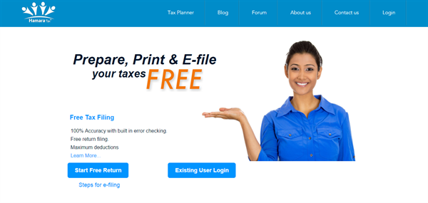 E-File Income Tax Returns (ITR)