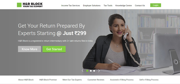 Top websites to E-File Income Tax Returns (ITR)