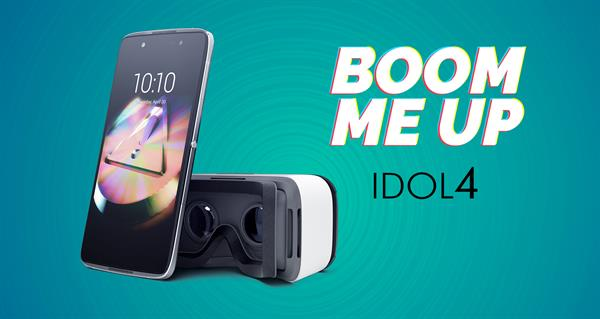 Alcatel Idol 4_boom